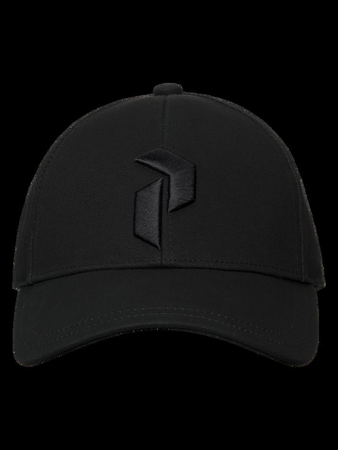 Kids Retro Golf Cap Black | Peak Performance