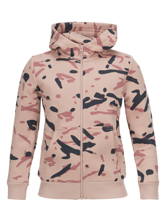 Kids Art Zipped Hoodie Pattern | Peak Performance