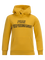 Kids Hooded Sweater  Mid Yellow | Peak Performance