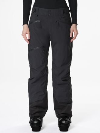 Women's Teton 2-Layers  Ski Pants  Black | Peak Performance