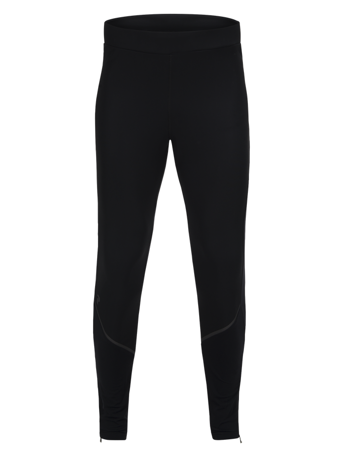 Men's Kezar Running Tights Black | Peak Performance