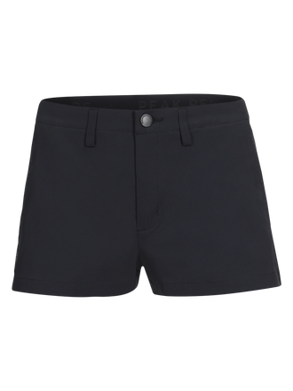 Women's Treck Shorts Black | Peak Performance