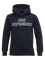 Kids Hooded Sweater  Salute Blue | Peak Performance