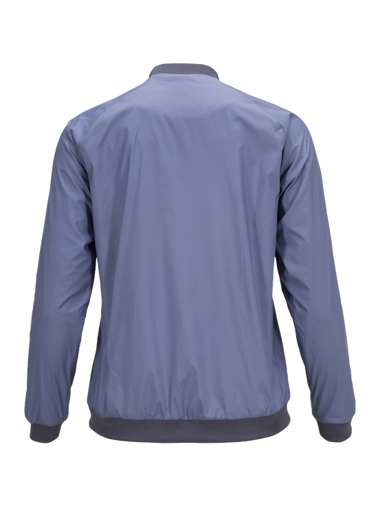 Damen Golf Octon Jacke Tanzanite | Peak Performance