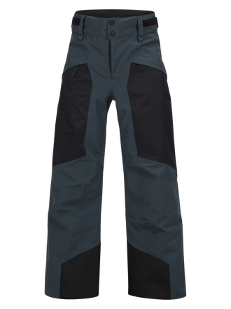 Kids Fernie Ski Pants Blue Steel | Peak Performance