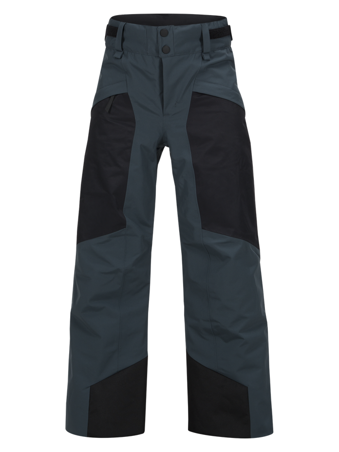 Kids Fernie Skihose Blue Steel | Peak Performance