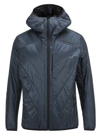 Men's Helo Liner Jacket Blue Steel | Peak Performance