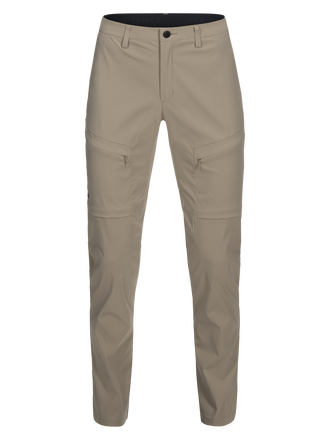 Women's Treck Cargo Pants Slow Beige | Peak Performance