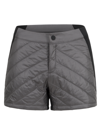 Women's Alum Shorts Quiet Grey | Peak Performance