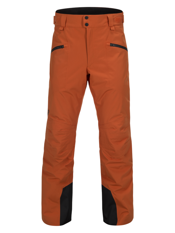 Men's Scoot Ski Pants Blaze Orange | Peak Performance