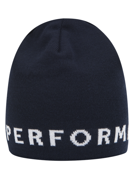 SW Logo mössa Salute Blue | Peak Performance
