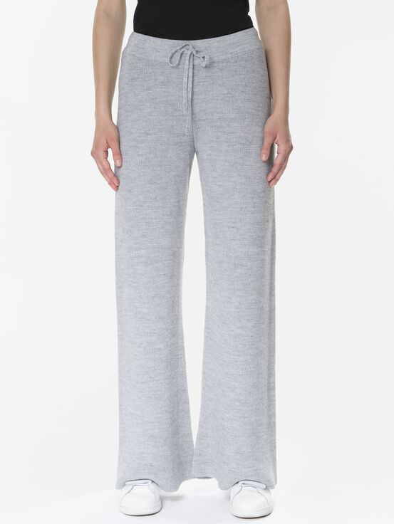 Women's Lounge Pants Med Grey Mel | Peak Performance