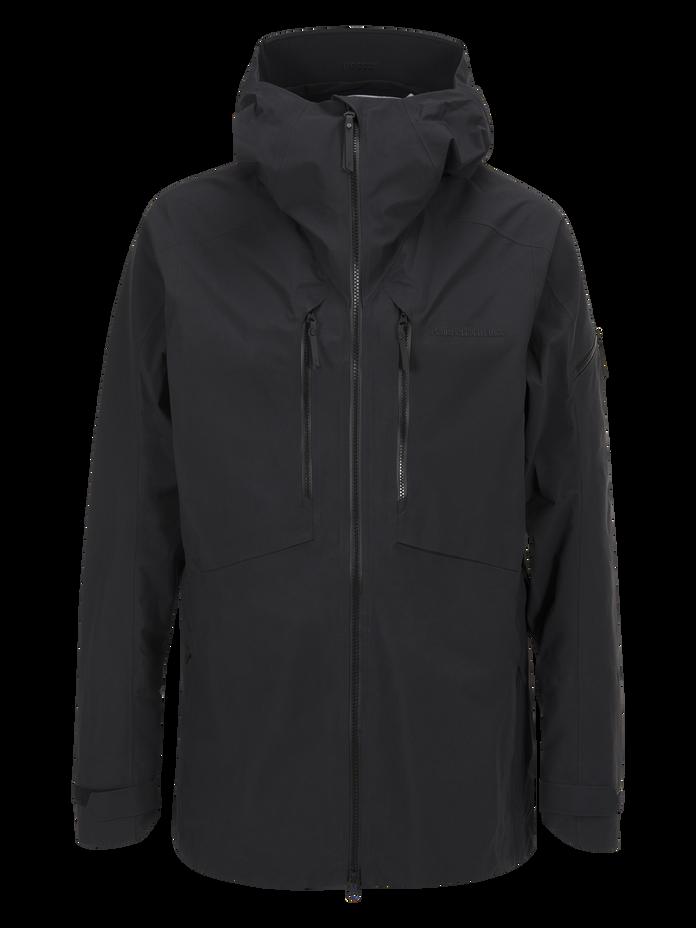 Men's Granite Ski Jacket Black | Peak Performance
