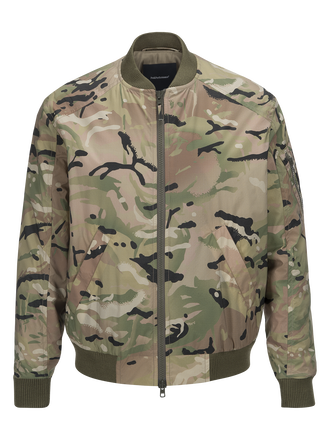 Blouson homme Spectrum Camo Pattern | Peak Performance