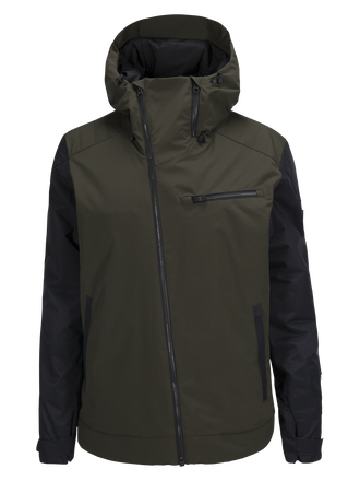 Men's Scoot Ski Jacket Forest Night | Peak Performance