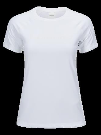 Women's Gallos Co2 Short-sleeved Top White | Peak Performance