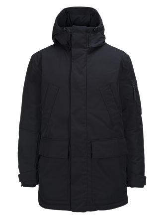 Men's Ground Parka Salute Blue | Peak Performance
