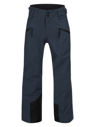 Kids Radical 3-layer Ski Pants Blue Steel | Peak Performance