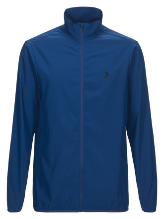 Men's Iron Golf Jacket True Blue | Peak Performance