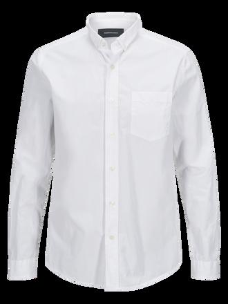 Men's Pop Shirt White | Peak Performance