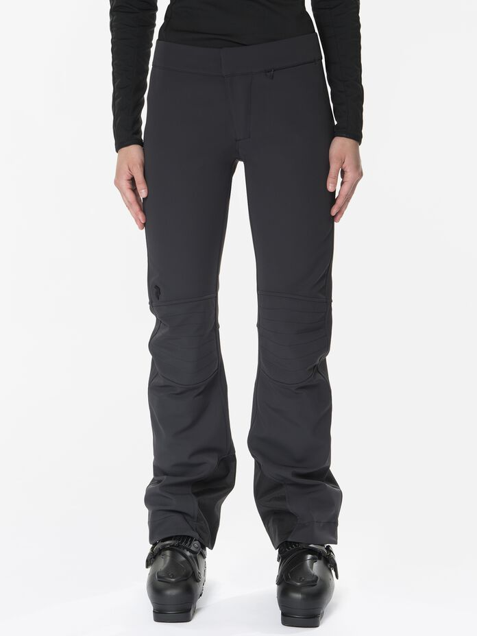 Women's Montano Stretch Ski Pants Black | Peak Performance