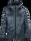 Powderhound lättvadderad herrskidjacka Blue Steel | Peak Performance