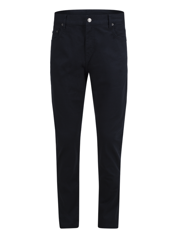 Men's Bob Twill Pants Salute Blue | Peak Performance