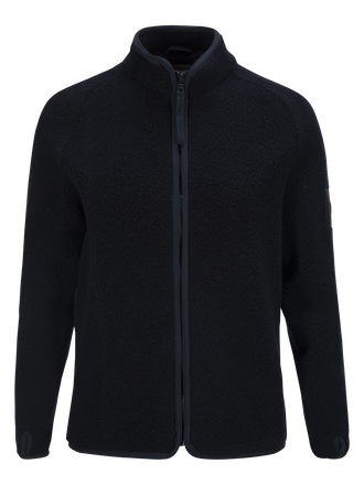 Men's Ted Zipped Sweater Salute Blue | Peak Performance