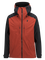 Men's Teton 2-Layer Ski Jacket Orange Planet | Peak Performance