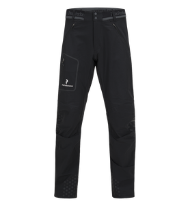 Men's Black Light Lite Softshell Pants