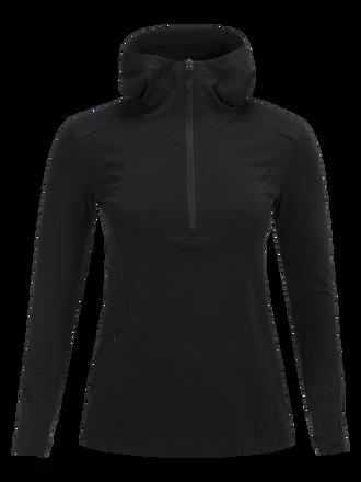 Women's Civil Merino Hooded Jersey