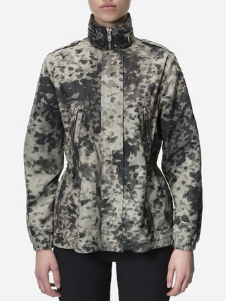 Women's Hunt Printed Jacket PATTERN | Peak Performance