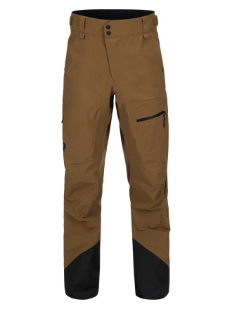 Pantalon de ski homme Alpine Honey Brown | Peak Performance