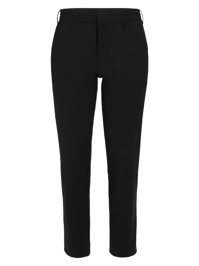 Women's Hilltop Tailored Pants Black | Peak Performance