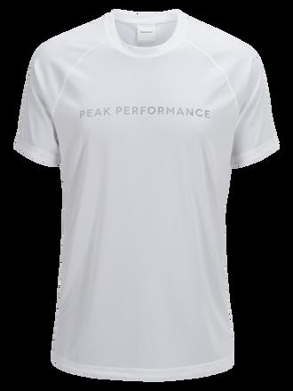 Gallos Dyedron kortärmad t-shirt för herrar White | Peak Performance
