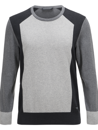 Men's Brady Block Crew neck