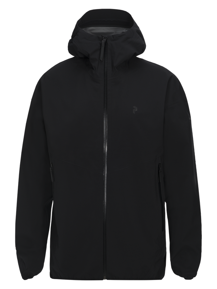 Men's Prime Jacket Black | Peak Performance