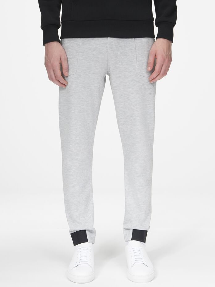 Herren Tech Hose Med Grey Mel | Peak Performance