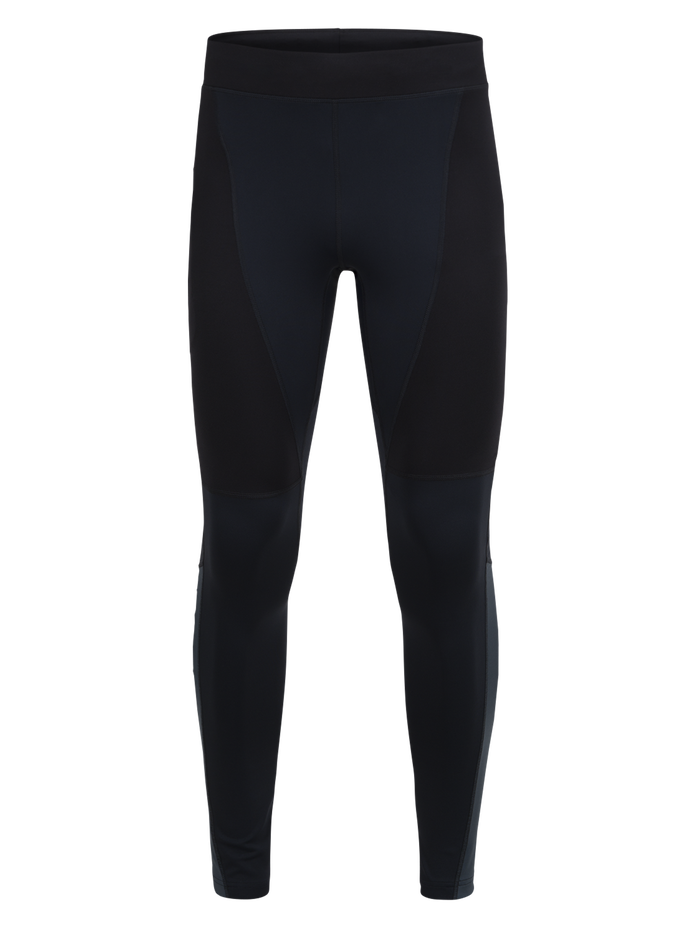 Men's Block Running Tights