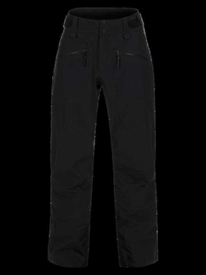 Pantalon de ski trois épaisseurs femme Radical Black | Peak Performance