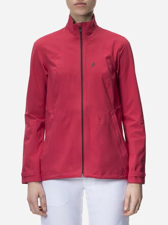 Women's Golf Camberley Jacket True Pink | Peak Performance