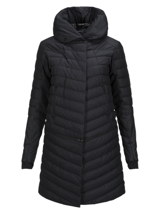 Ramona damparkas Black | Peak Performance