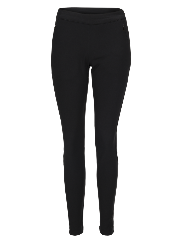 Damen Blackeley Golf Stretchhose Black | Peak Performance
