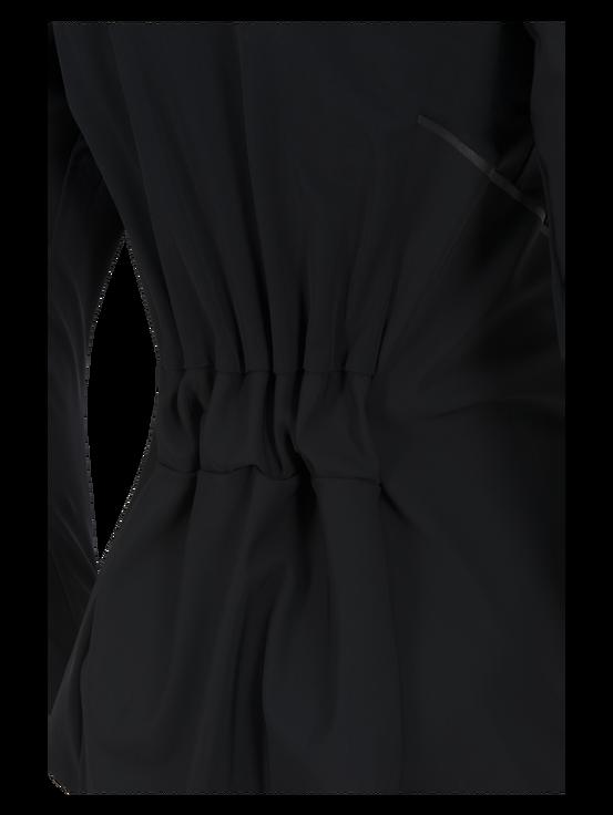 Kezar löparjacka för damer Black | Peak Performance
