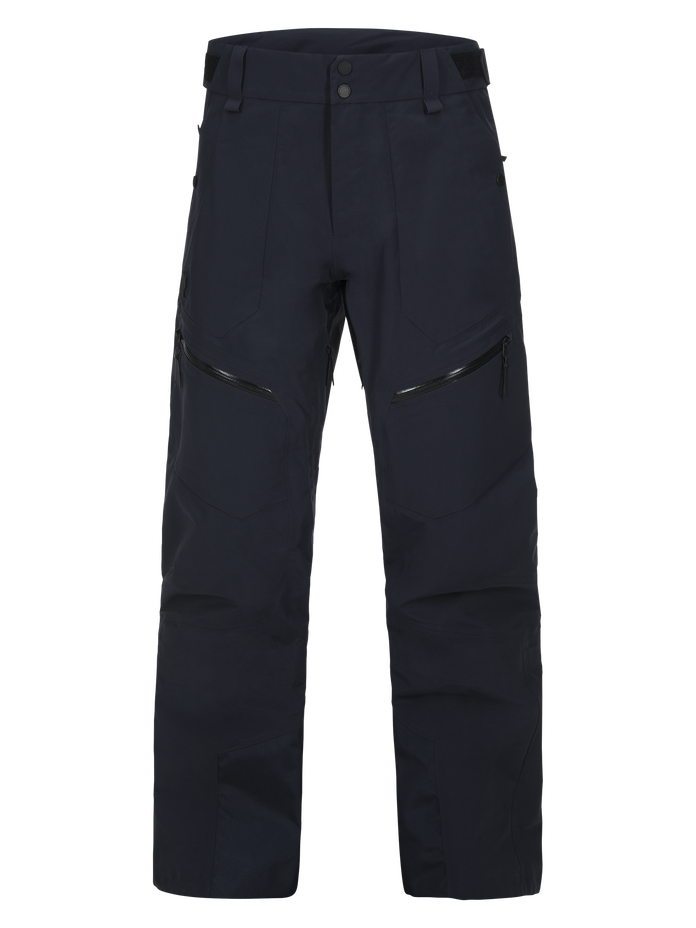 Men's Bec Ski Pants Salute Blue | Peak Performance