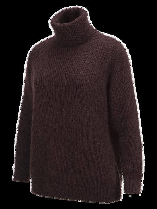Women's Marsh Roll neck Sweater