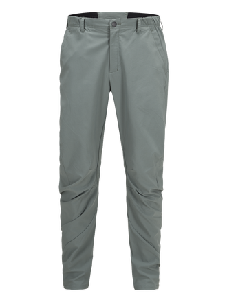 Herren Civil Hose Slate Green | Peak Performance