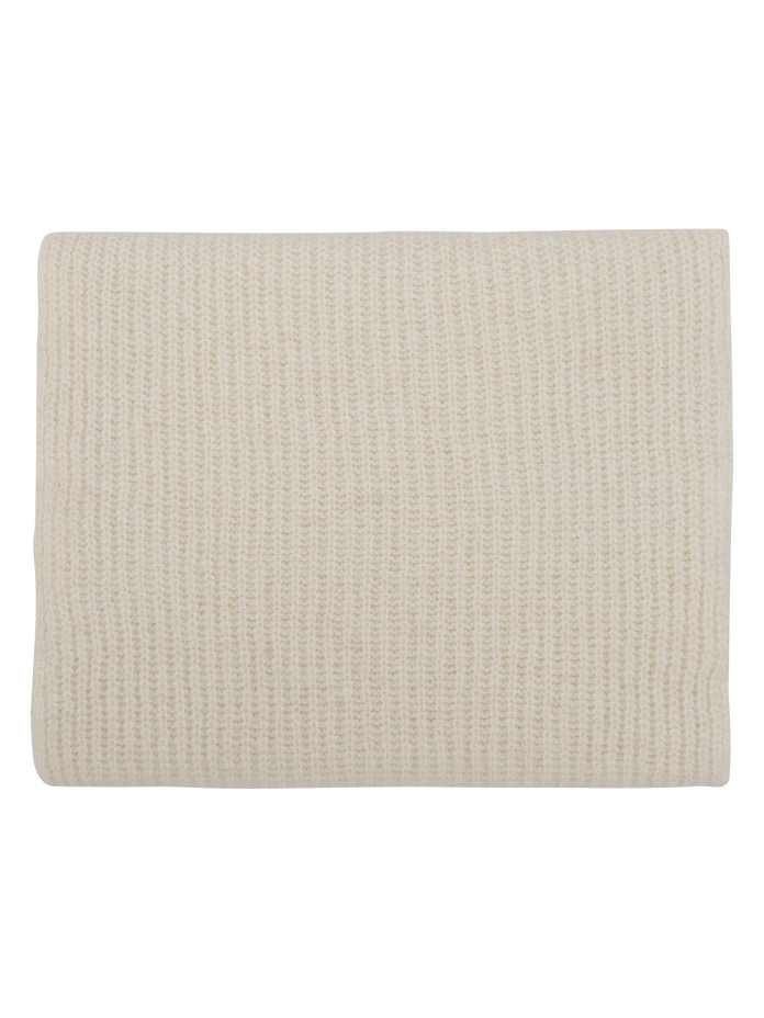 Laine scarf Offwhite | Peak Performance
