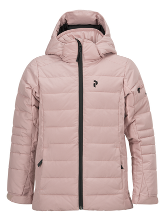 Kids Blackburn Skijacke Dusty Roses | Peak Performance