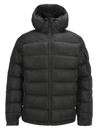 Men's Frost Down Jacket Olive Extreme | Peak Performance